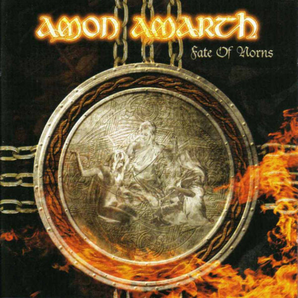 AMON AMARTH-FATE OF NORNS CD VG
