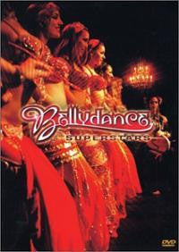 BELLYDANCE SUPERSTARS-VARIOUS DVD PLUS CD *NEW*