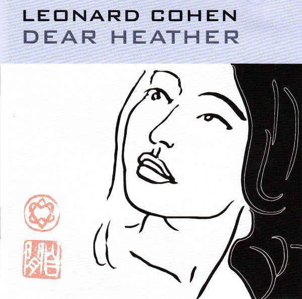 COHEN LEONARD-DEAR HEATHER CD VG+