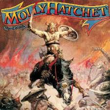 MOLLY HATCHET-BEATIN' THE ODDS LP NM COVER VG+