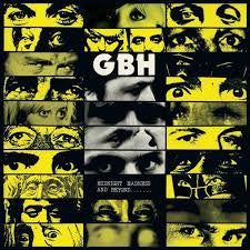 GBH-MIDNIGHT MADNESS AND BEYOND...YELLOW VINYL LP *NEW*