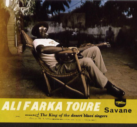 FARKA TOURE ALI-SAVANE CD *NEW*