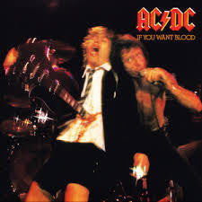 AC/DC-IF YOU WANT BLOOD LP VG COVER VG+
