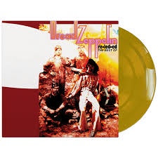 DREAD ZEPPELIN-RE-LED-ED THE BEST OF GOLD VINYL LP *NEW*