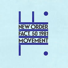 NEW ORDER-MOVEMENT LP VG COVER VG+