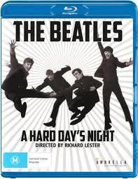 BEATLES THE-A HARD DAY'S NIGHT BLURAY+DVD *NEW*