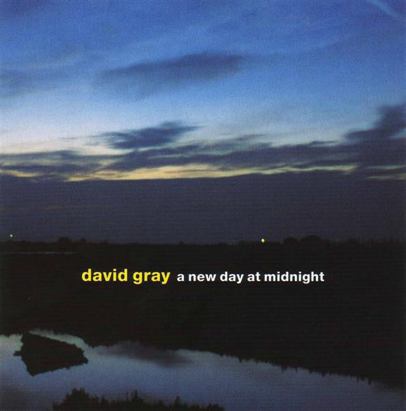 GRAY DAVID-A NEW DAY AT MIDNIGHT CD VG
