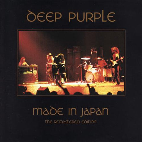 DEEP PURPLE-MADE IN JAPAN 2CD VG