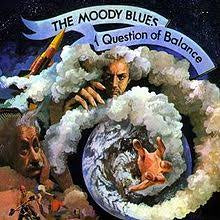 MOODY BLUES THE-A QUESTION OF BALANCE LPVG+ COVER VG+