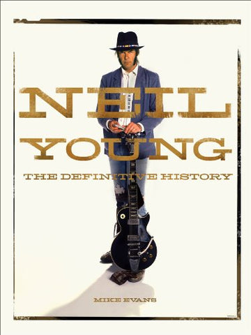 YOUNG NEIL-THE DEFINITIVE HISTORY BOOK VG