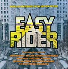 EASY RIDER-OST LP VG COVER VG+