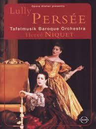 PERSEE-TAFELMUSIK BAROQUE ORCHESTRA HERVE NIQUET DVD *NEW*