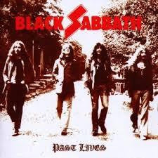 BLACK SABBATH-PAST LIVES 2CD *NEW*