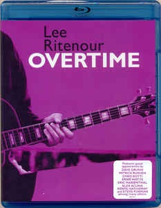 RITENOUR LEE-OVERTIME BLURAY VG+