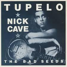 "CAVE NICK & THE BAD SEEDS-TUPELO 12"" VG COVER V"
