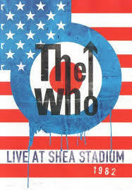 WHO THE-LIVE AT SHEA STADIUM DVD *NEW*