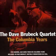 BRUBECK DAVE-THE COLUMBIA YEARS 5CD BOXSET *NEW*