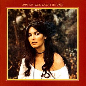 HARRIS EMMYLOU-ROSES IN THE SNOW CD VG