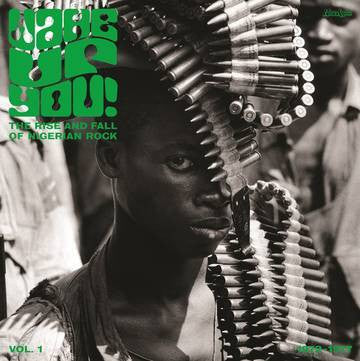 WAKE YOU UP VOL.1-THE RISE & FALL OF NIGERIAN ROCK 2LP *NEW*