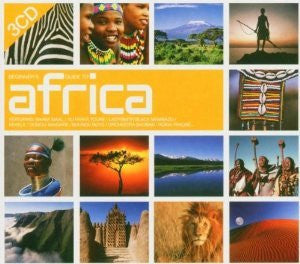 BEGINNER'S GUIDE TO AFRICA-VARIOUS ARTISTS 3CD G