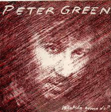 GREEN PETER-WATCHA GONNA DO? LP VG COVER VG
