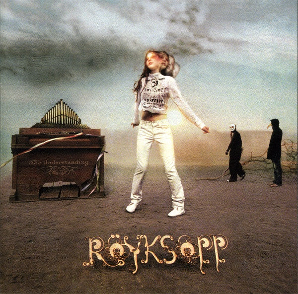 ROYKSOPP-THE UNDERSTANDING 2CD VG