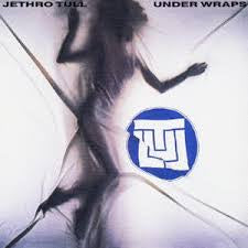 JETHRO TULL-UNDER WRAPS LP NM COVER VG