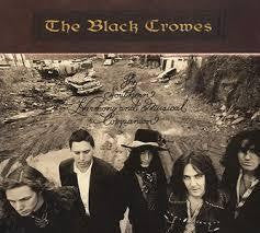 BLACK CROWES THE-SOUTHERN HARMONY & MUSICAL COMP CD VG