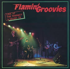 FLAMIN' GROOVIES-LIVE AT THE WHISKEY A GO-GO '79 RED VINYL LP *NEW*