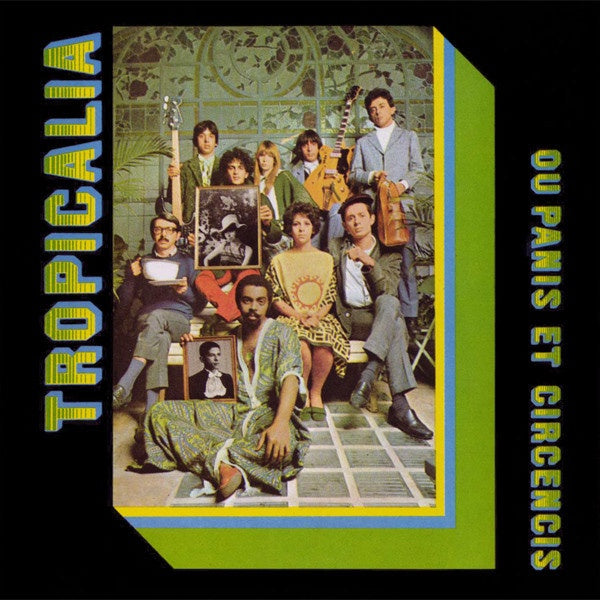 TROPICALIA OU PAINS ET CIRCENCIS-VARIOUS ARTISTS CD G