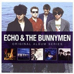 ECHO & THE BUNNYMEN-ORIGINAL ALBUM SERIES *NEW*