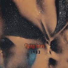 FLYING LOTUS-1983 LP EX COVER EX