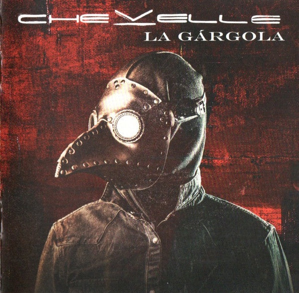 CHEVELLE-LA GARGOLA CD VG+