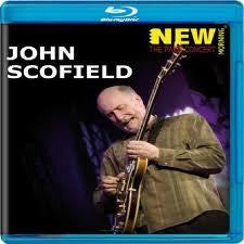 SCOFIELD JOHN-THE PARIS CONCERT BLURAY *NEW*