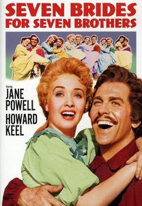 SEVEN BRIDES FOR SEVEN BROTHERS 2DVD VG
