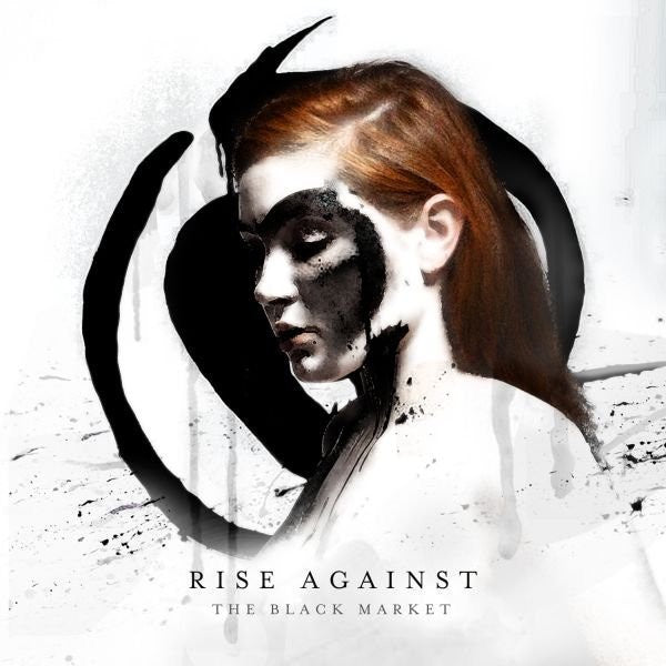 RISE AGAINST-THE BLACK MARKET CD VG