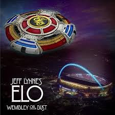LYNNE JEFF ELO-WEMBLY OR BUST 2CD+BLURAY *NEW*