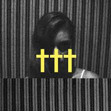 "+++ (CROSSES)-EP +++ YELLOW VINYL 10"" NM COVER NM"