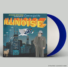 STEVENS SUFJAN-FEEL THE ILLINOISE BLUE MARVEL 2LP *NEW*