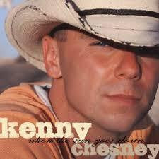 CHESNEY KENNY-WHEN THE SUN GOES DOWN CD *NEW*