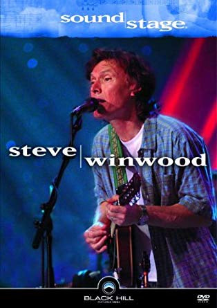 WINWOOD STEVE-SOUND STAGE DVD REGION 2 VG