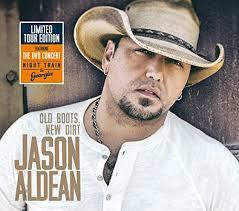ALDEAN JASON-OLD BOOTS, NEW DIRT CD+DVD *NEW*