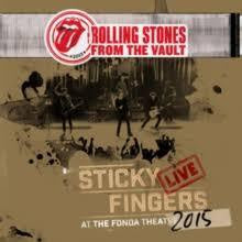 ROLLING STONES-STICKY FINGERS AT THE FONDA THEATRE 3LP+DVD *NEW*