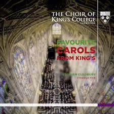 FAVOURITE CAROLS FROM KINGS CD *NEW*