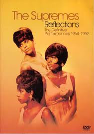 SUPREMES THE-REFLECTIONS THE DEFINITIVE PERFORMANCES 1964-1969 DVD VG