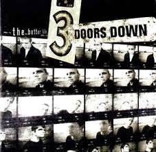3 DOORS DOWN-THE BETTER LIFE CD VG