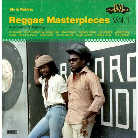 REGGAE MASTERPIECES VOL 1-VARIOUS ARTISTS LP *NEW