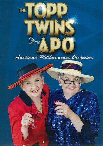 TOPP TWINS AND THE APO DVD VG