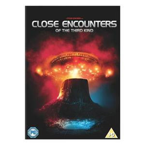 CLOSE ENCOUNTERS OF THE THIRD KIND DVD REGION 2 VG+