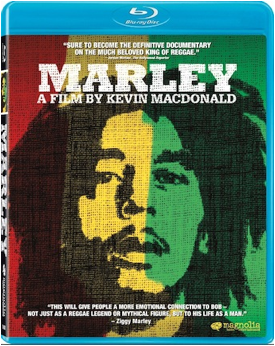MARLEY-BLURAY VG